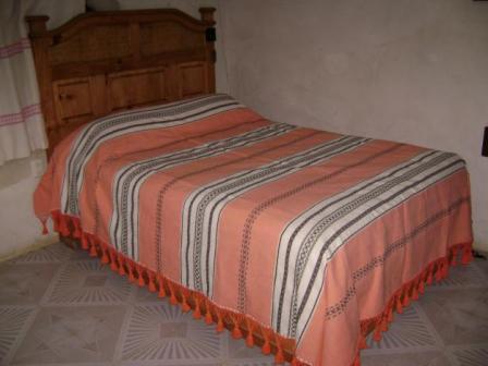 couvre lit mexicain Oaxaca, La production textile de cette région du Mexique couvre lit mexicain
