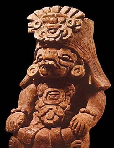 La période classique de l'histoire de Oaxaca, Mexique