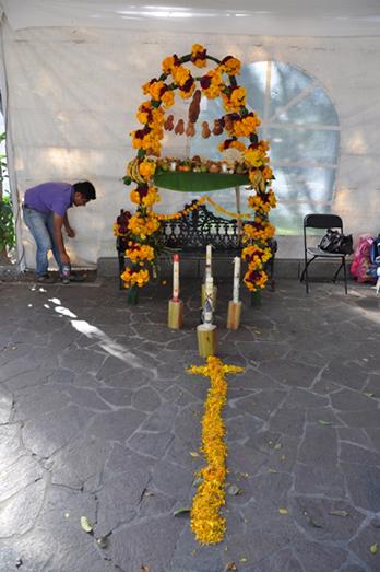 la fête du jour des morts à oaxaca (dia de muertos)