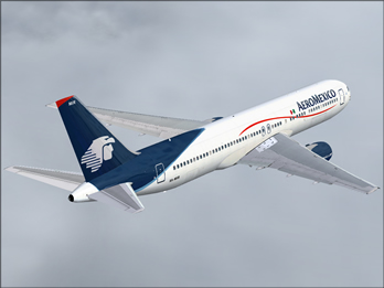 AeroMexico, compagnie nationale mexicaine