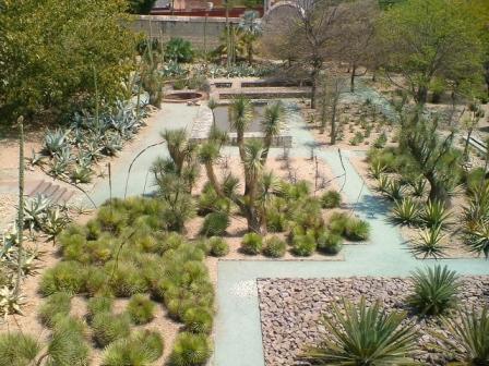 Les mus es et instituts de oaxaca mexique for Jardin oaxaca