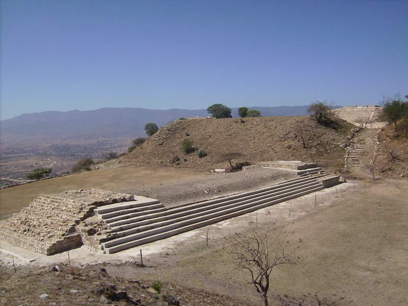 Atzompa, site archéologique et village de potiers près de